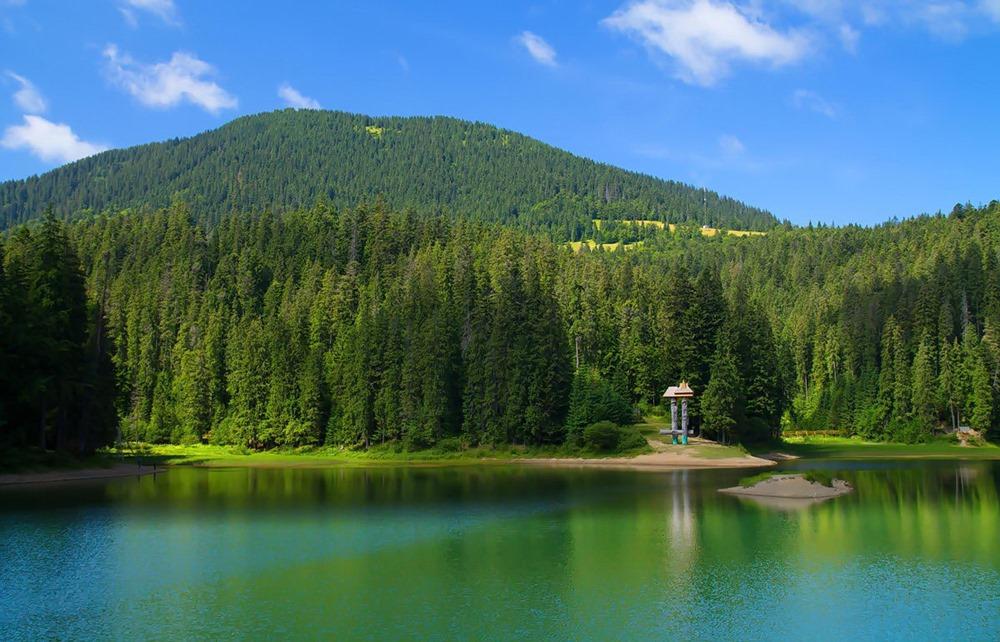 озеро Синевир ФОТО