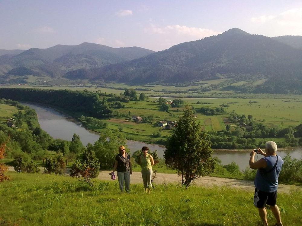 Східниця - краєвиди Карпат «мала Швейцарія» - Східниця фото