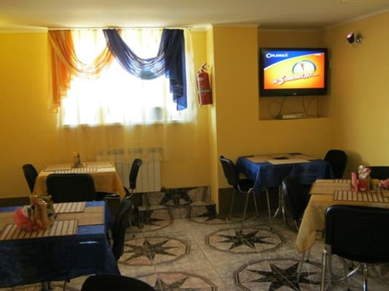 фото готелю рай Східниця Карпати