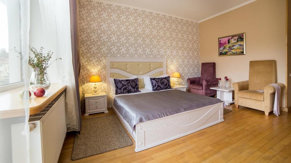 фото номера в готелі Тустань Східниця