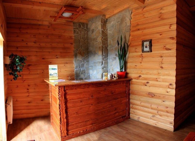 фото відпочинкового комплексу Під лісом Східниця