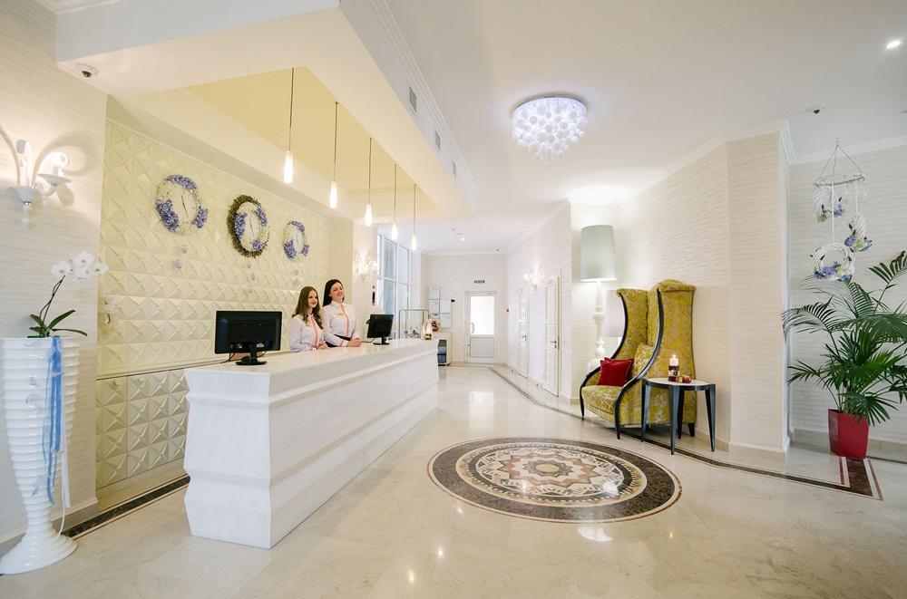 готель Тустань у Східниці